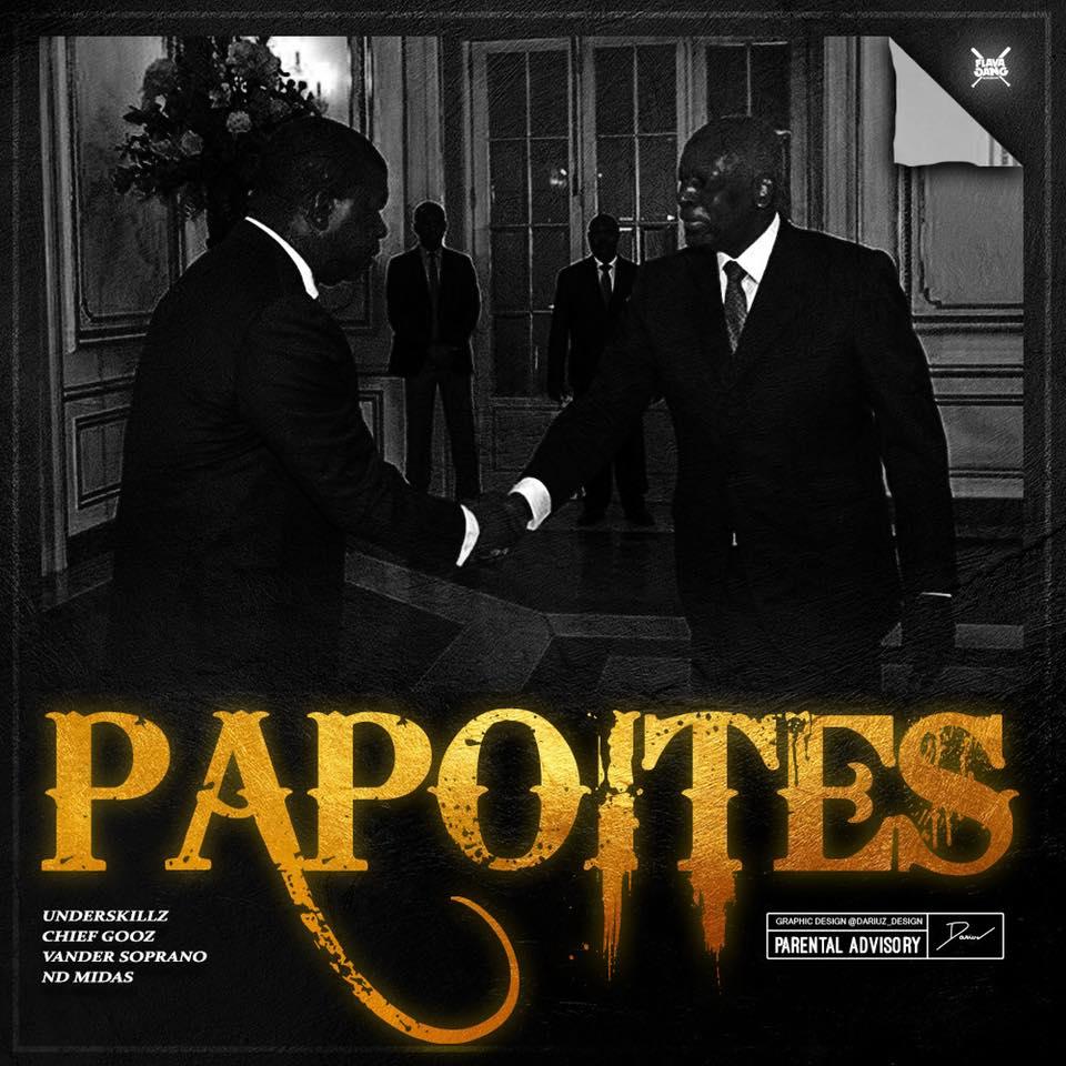 Flava Sava - Papoites Feat. ND Midas // Download