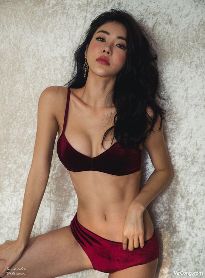 Image Korean-Model-An-Seo-Rin-012018-MrCong.com-003 in post Người đẹp An Seo Rin trong bộ ảnh nội y tháng 01/2018 (153 ảnh)