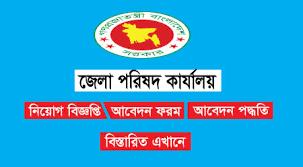 Zilla Porishad Office Job Circular 2021 জেলা পরিষদ নিয়োগ