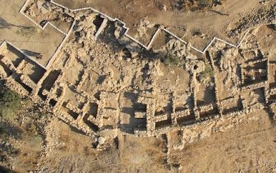 Ciudad de los tiempos del rey David
