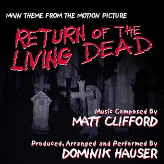 the return of the living dead soundtracks