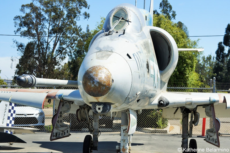 F-4 Phantom Santa Maria Museum of Flight Central California Weekend Getaway