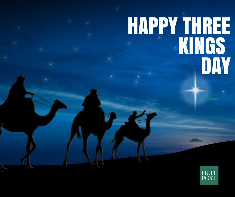 Three Kings Day Wishes Awesome Picture
