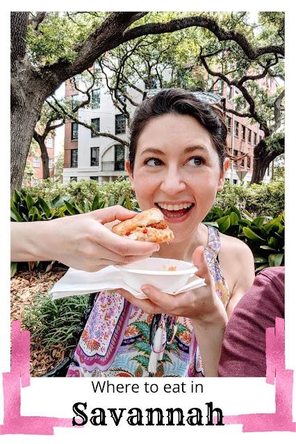 The Best Foods in Savannah