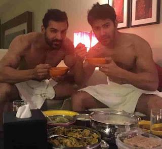 Varun Dhawan Dinner
