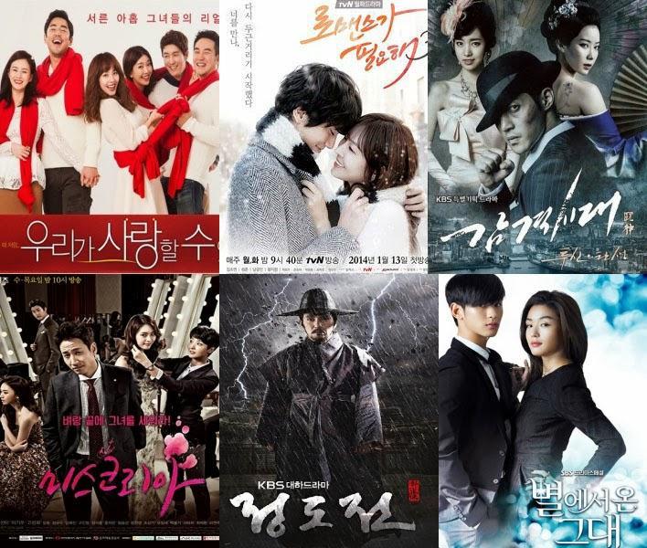 Film Romantis Korea Terbaru