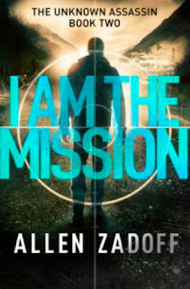 Book Review:  I Am The Mission by Allen Zadoff