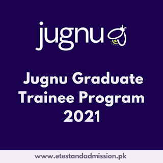Jugnu Graduate Trainee Program 2021