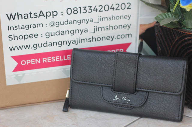 Real Pict Dompet Jims Honey Ellen Wallet