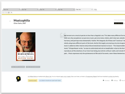 Here Is A Good Chrome Extension for Book Lovers