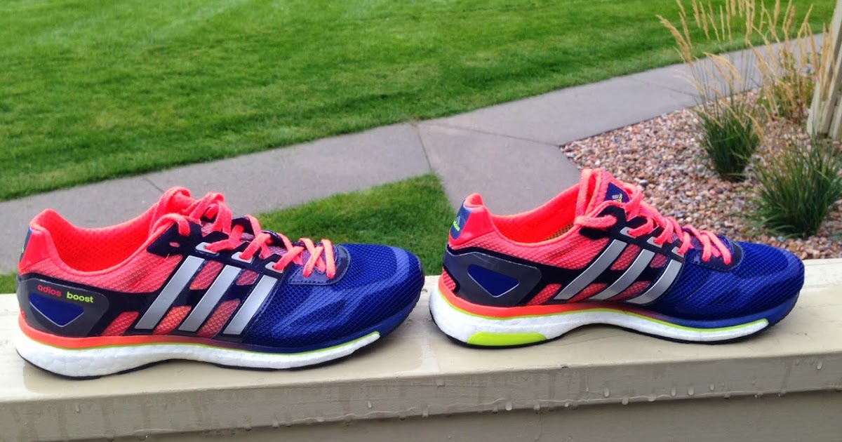 online store 53998 07ed9 Road Trail Run  First Review adidas adizero adios Boost  Light, Boost  Powered Racer  Light Trainer