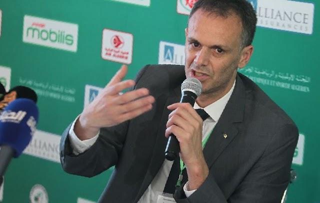 انتخاب عبد الرحمان حماد رئيسا للجنة الأولمبية الجزائرية