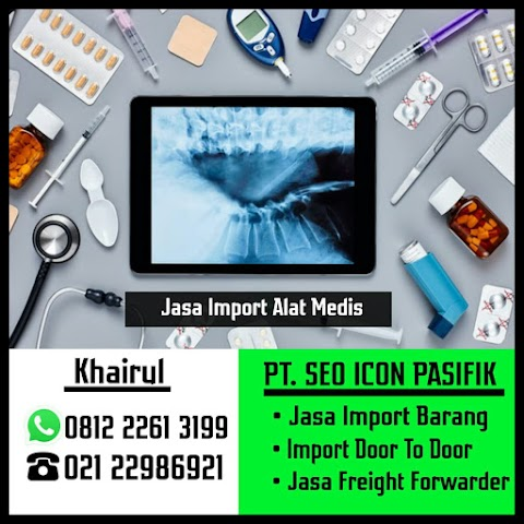 Jasa Import Oximeter | 081222613199