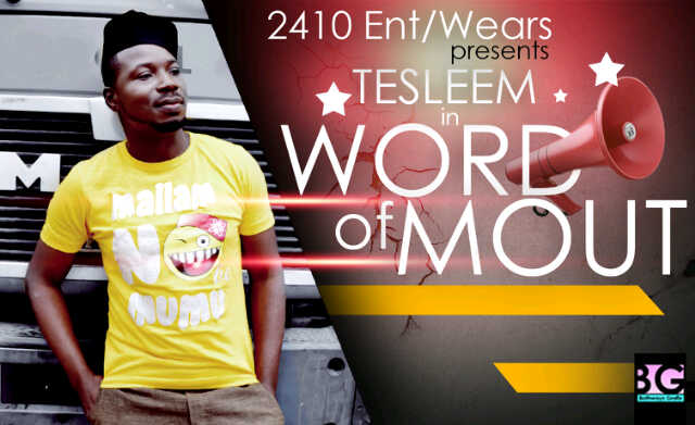 New Music:TESLEEM – Word of mout