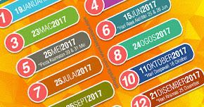 Thumbnail image for Tarikh Gaji Penjawat Awam / Kakitangan Kerajaan Tahun 2017