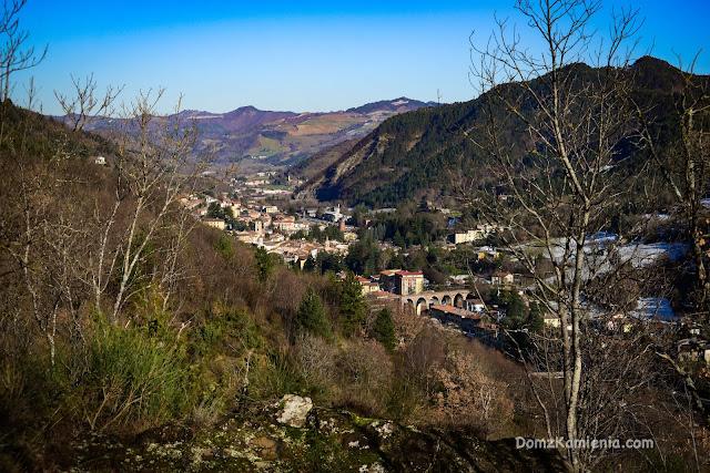 Marradi, Toskania, Dom z Kamienia blog