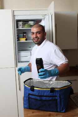 proffesional refrigerator cleaner