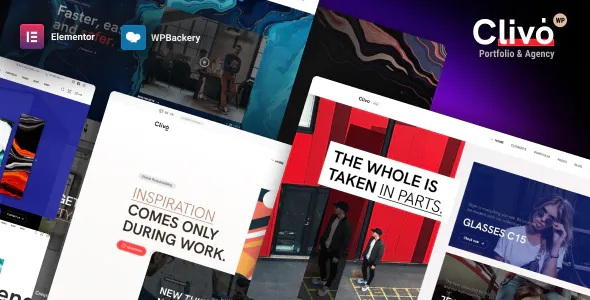 Best Portfolio and Agency WordPress Theme