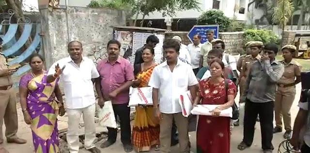 நடிகர் விஷால் மீது நடிகர் சங்க உறுப்பினர்கள் குற்றச்சாட்டு!