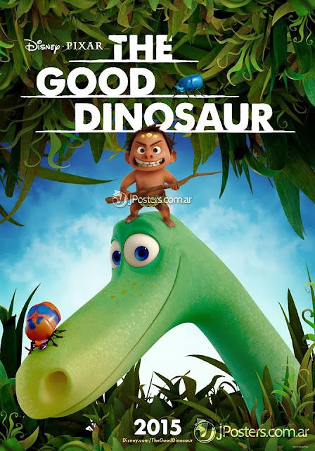 The Good Dinosaur 2015 animatedfilmreviews.filminspector.com