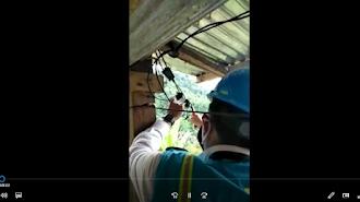Oknum Anggota DPRD Diduga Melakukan Pencurian Listrik