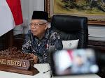 PresidenJokowi Dipastikan Divaksin, Wapres Maa'ruf Amin Masih Tunggu Vaksin Khusus