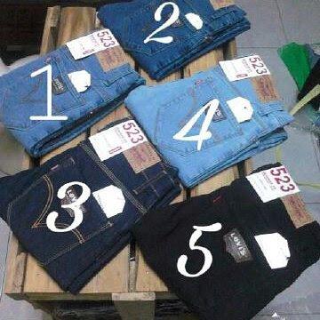 grosir jeans bekasi
