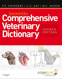 Saunders Comprehensive Veterinary Dictionary 4th Edition