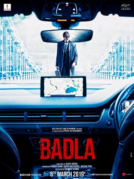 full cast and crew of movie Badla 2019 wiki Badla story, release date, Badla – wikipedia Actress poster, trailer, Video, News, Photos, Wallpaper