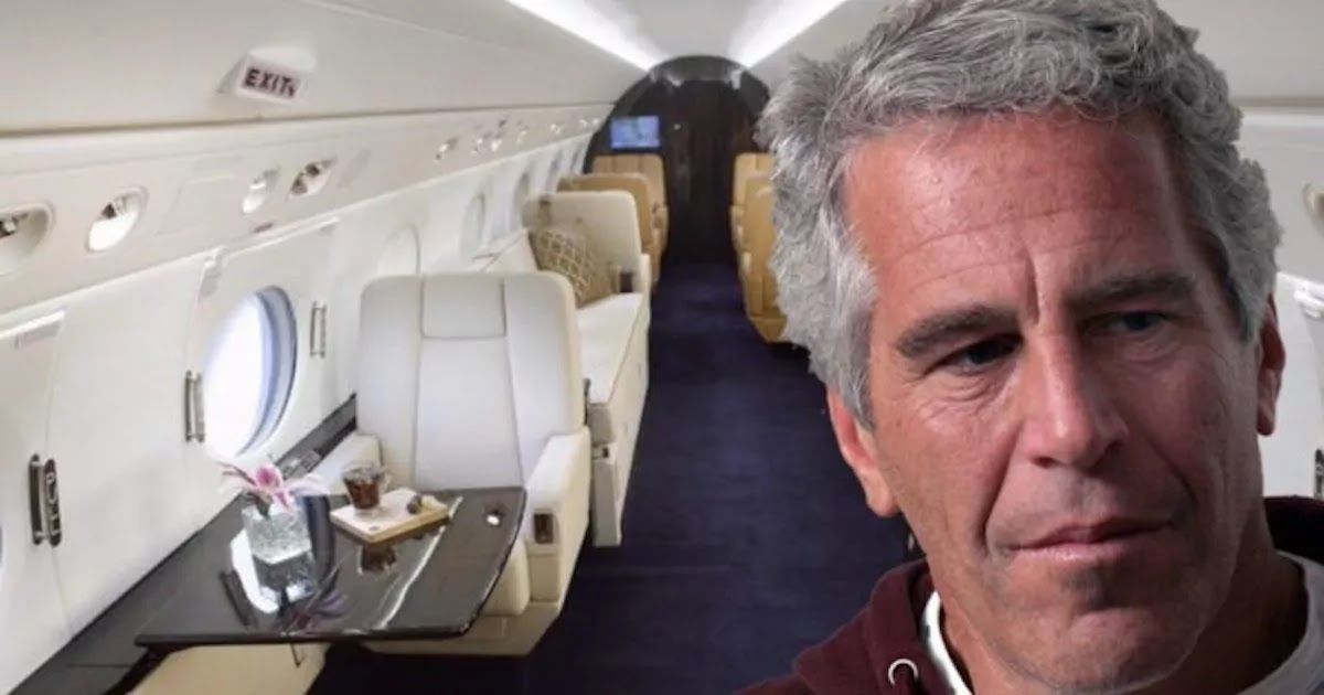 Epstein Flight Logs Are Subpoenaed 'Sparking Panic' Among Sex Offender's Rich And Powerful Acquaintances