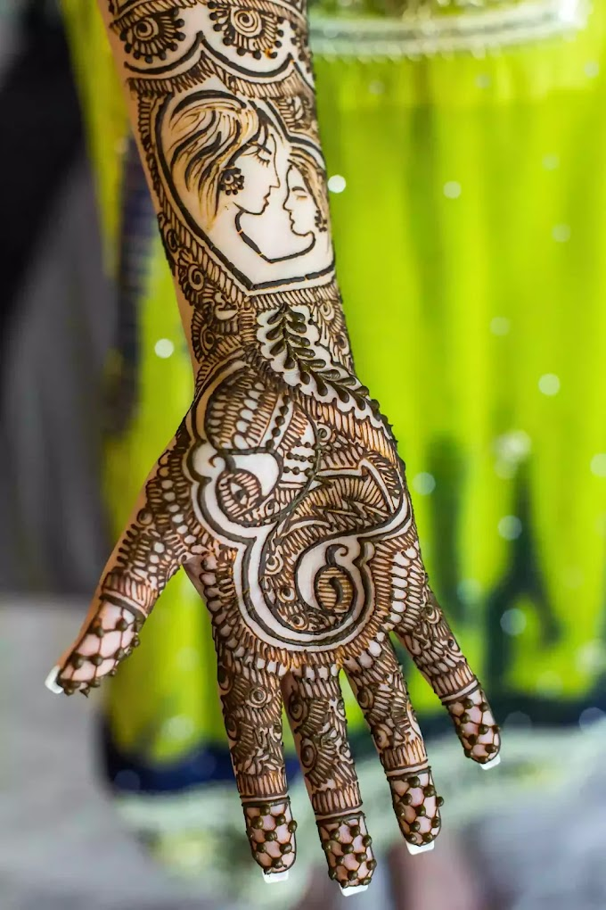 Trending New Arabic Mehndi Designs in 2021