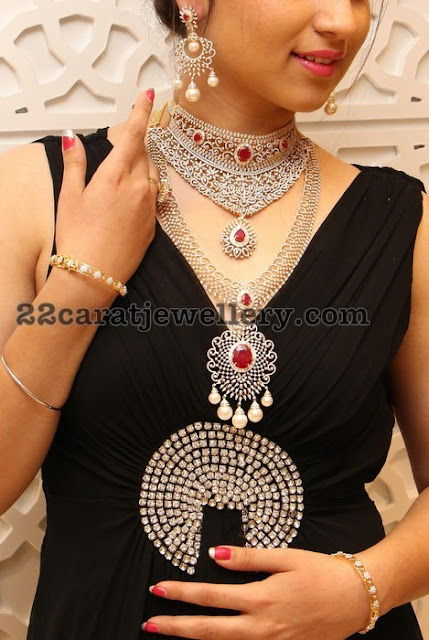 Simrath Juneja Granduer Diamond Jewelry