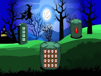 G2M Halloween Forest Escape Series Episode 1