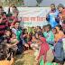 जमुई : 210वें यात्रा में विचारमंच के सदस्यों ने किया वस्त्रदान, ठंड से मिली राहत