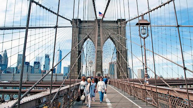 Los recorridos a pie más fascinantes de Nueva York
