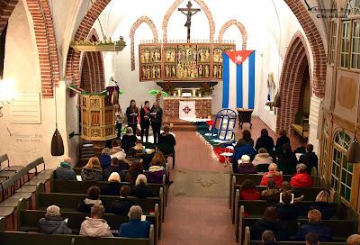 Kirche in Hohenaspe Gottesdienst