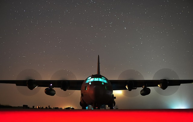 Why Airplane Lights at Wing Ends Are Different
