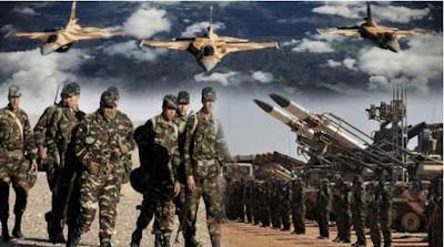 الجيش المغربي يقصف المدخل الرئيس للرابوني ويُفشل مخططا للبوليساريو و الجزائر لتوريطه في قتل مدنيين