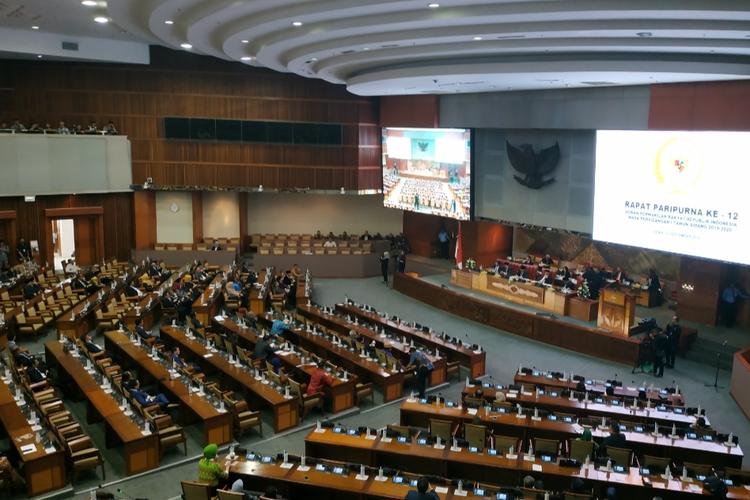 Ada Dugaan Struktur APBN 2021 Sudah Disiapkan untuk Bentuk Kementerian Investasi