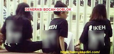 Karakteristik netizen di indonesia1