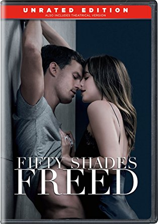 'Fifty Shades Freed' coming to DVD and Blu-ray May 8