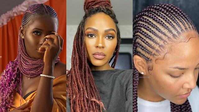 Latest Hairstyles 2021 Female : Beautiful to slay