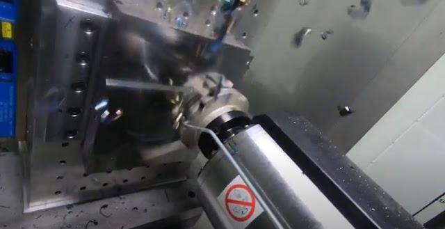 Khả năng cắt của trục chính - máy phay cnc (trung tâm gia công ngang)