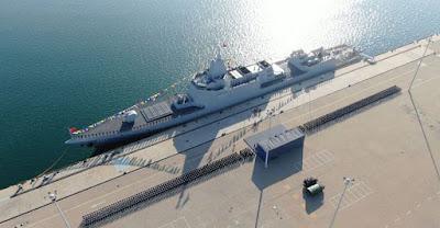 Type 055 (Renhai) destroyer