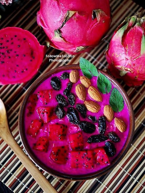 RECIPE: Creamy Dragon Fruit Smoothie With BEKO Vacuum Blender