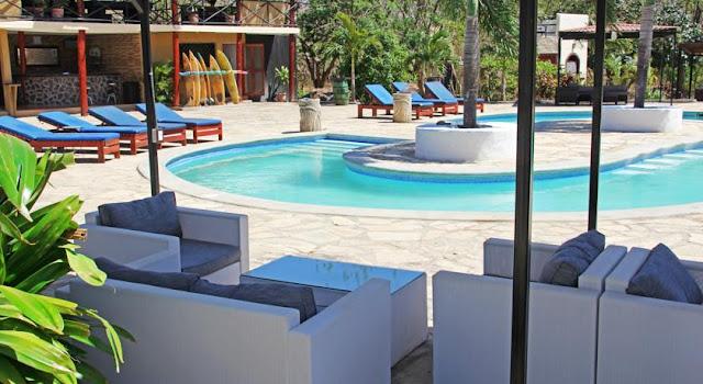 surf ranch resort, san juan del sur, nicaragua