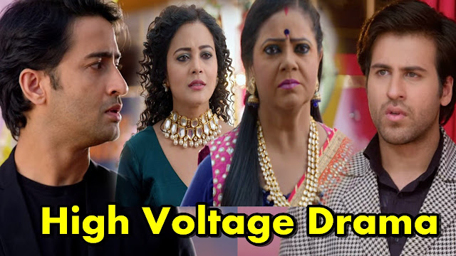 Very Very High Voltage Drama ahead in Yeh Rishtey Hai Pyaar Ke