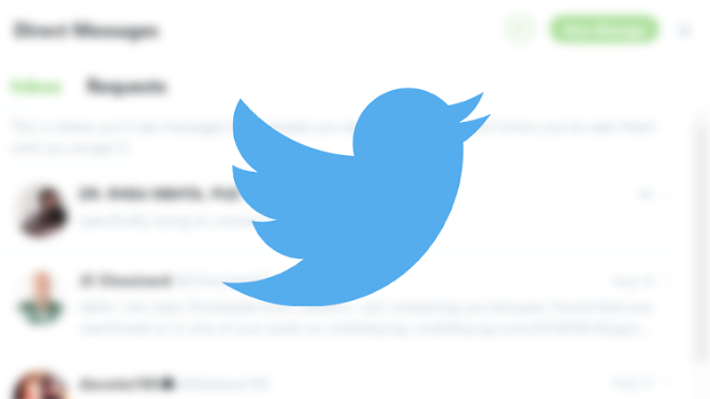 You Can Now React to Twitter DMs with Emojis