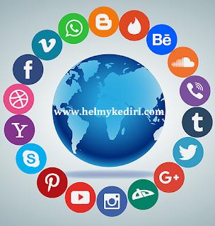 Promosikan ke berbagai jaringan sosial media