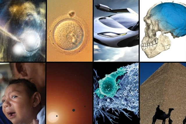top 2017 science stories